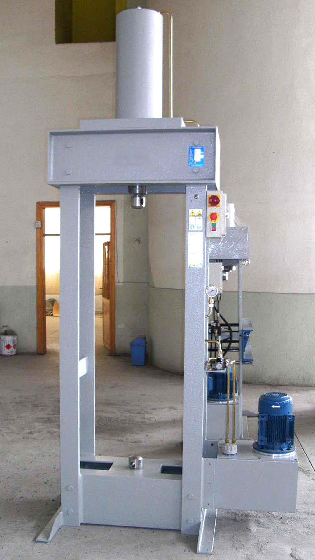 ulbrich-maschinenbau-werkstattpresse